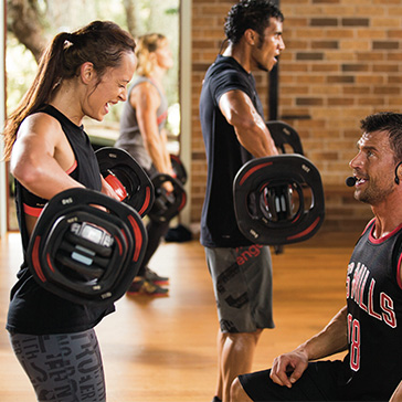 Les Mills GRIT Strength