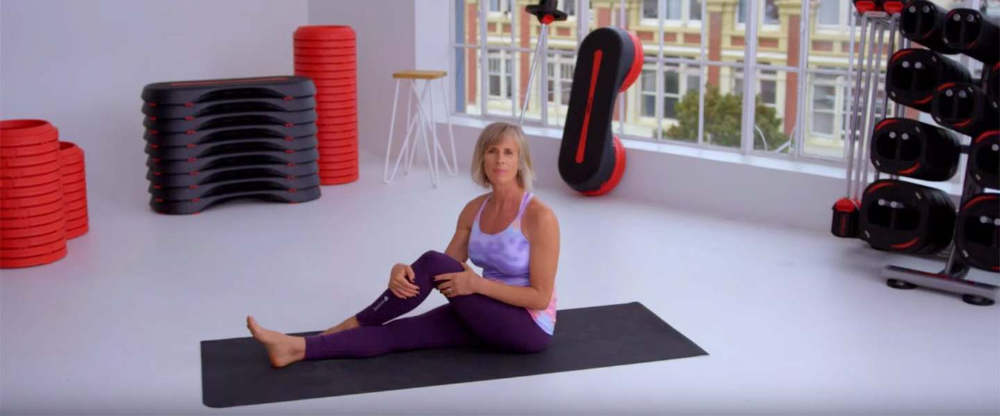 BODYBALANCE Moves - Spinal Twist