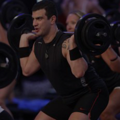 Amir Behforooz talks about Les Mills BODYPUMP™