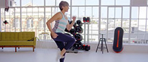 BODYVIVE 3.1 Moves - Knee repeater