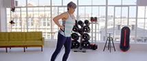 BODYVIVE 3.1 Moves - Rear leg extension