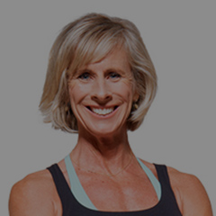 Les Mills chief creative officer Dr Jackie Mills