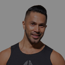Les Mills fitness instructor Mark Nu'u