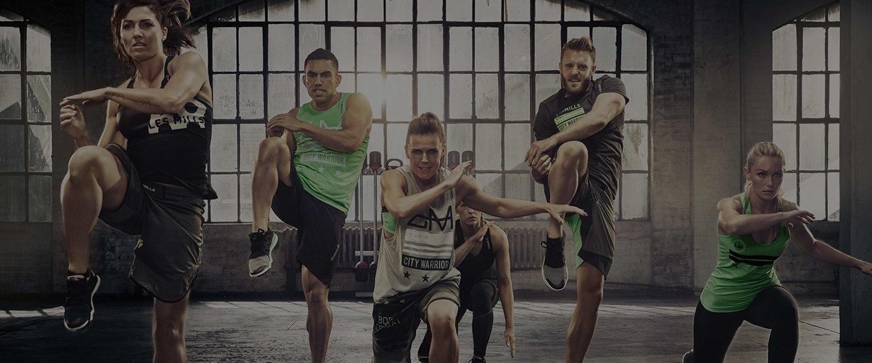Martial Arts - BODYCOMBAT