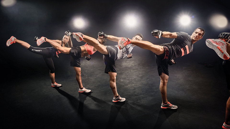Les Mills – News – BODYCOMBAT shoes