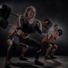 Les Mills BODYPUMP fitness workout