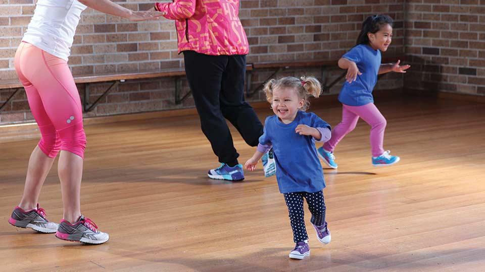 Children - activity - BORN TO MOVE™