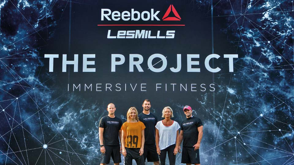 The Project - Immersive Fitness Instructors