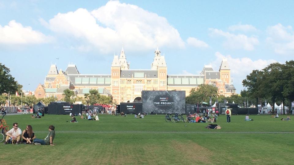 Immersive Fitness Amsterdam