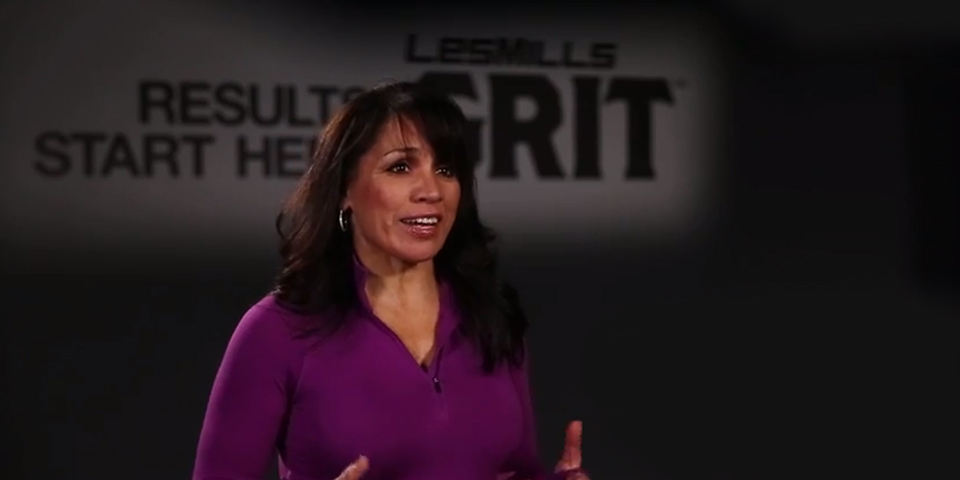 Les Mills GRIT Lydia Haskell Testimonial