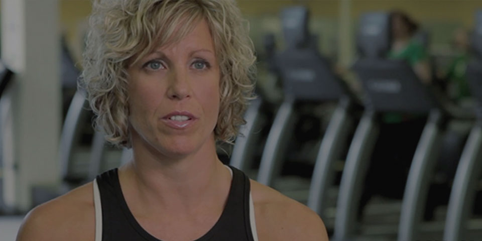 Les Mills Instructor - Amy Nesspor