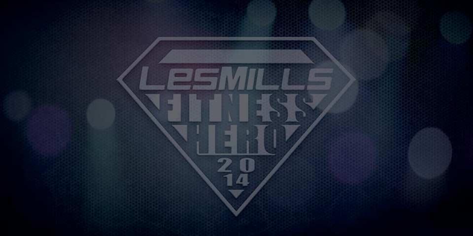 Les Mills Fit Heroes logo