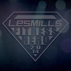 Les Mills Fitness Hero logo