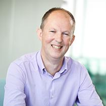 Les Mills business affairs director Brett Piper