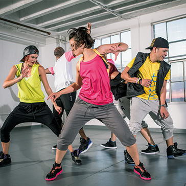 Les Mills BODYJAM™  Class London