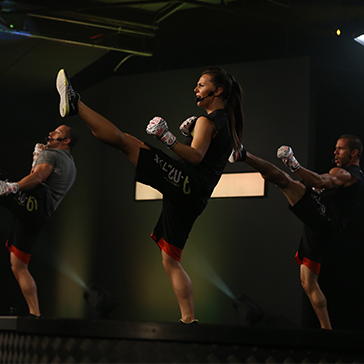 Rachael Newsham Les Mills Instructor BODYCOMBAT™
