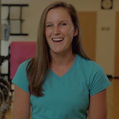 Les Mills Instructor Erin McDermott
