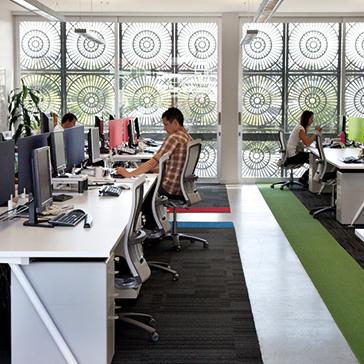 Les Mills International - Centre St workplace
