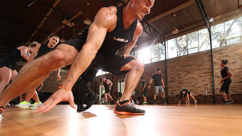 Les Mills GRIT CARDIO fitness workout