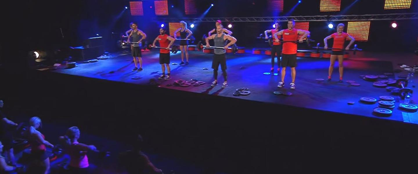 BODYPUMP: Get lean, toned and strong