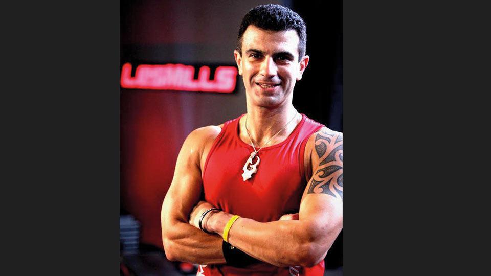 Les Mills Fit Hero Amir H Behforooz
