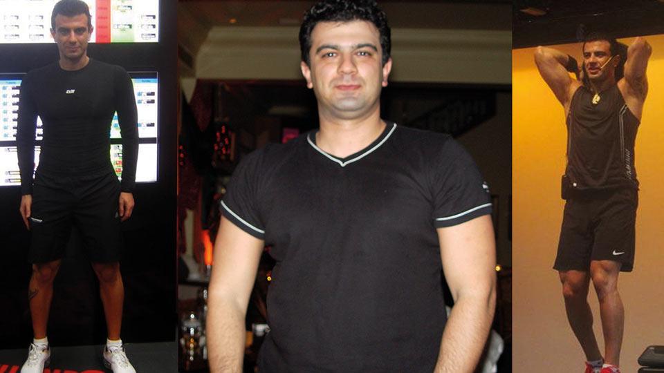 Amir's amazing weight transformation