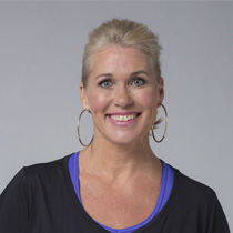Les Mills programme director Anna Zahn