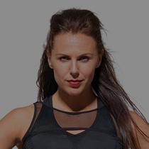 Les Mills fitness instructor Rachael Newsham
