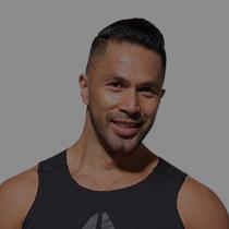 Les Mills fitness instructor Mark Nu'u