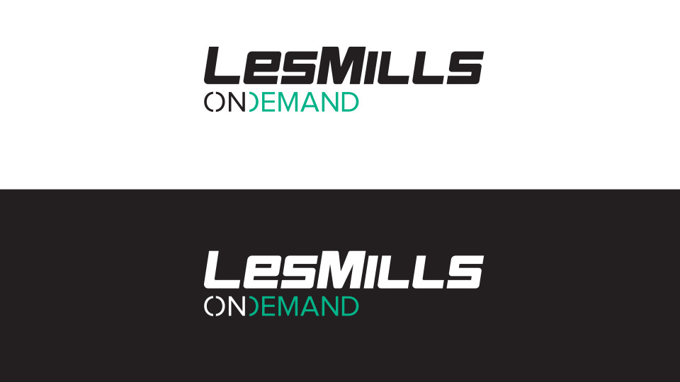 LES MILLS On Demand logos