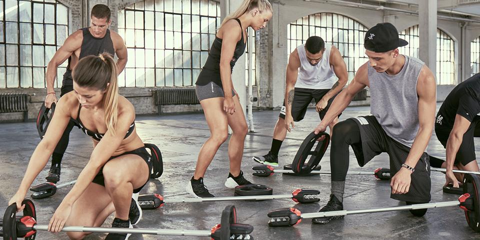 barbell workout class