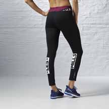 Les Mills Reversible Tights by Reebok