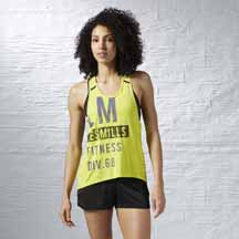 Les Mills Athletic Tank by Reebok